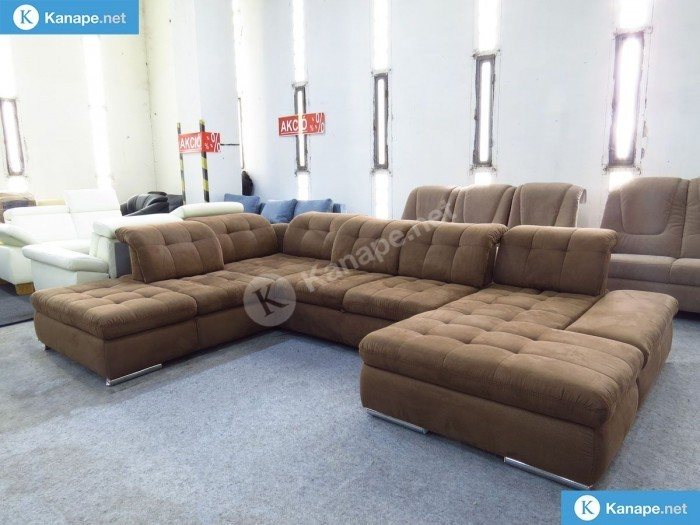 La Palma U alakú ágyazható kanapé - Összes termék