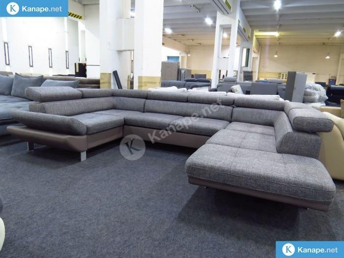 Milano U alakú kanapé -