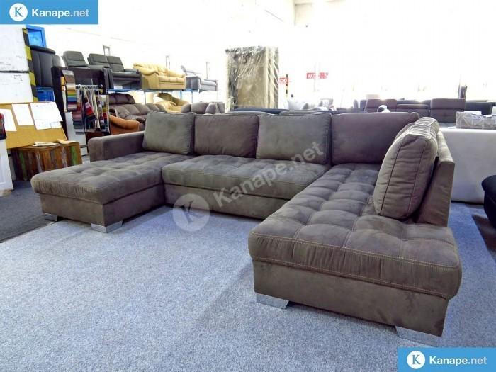 Nancy U alakú ágyazható kanapé - Kanapé