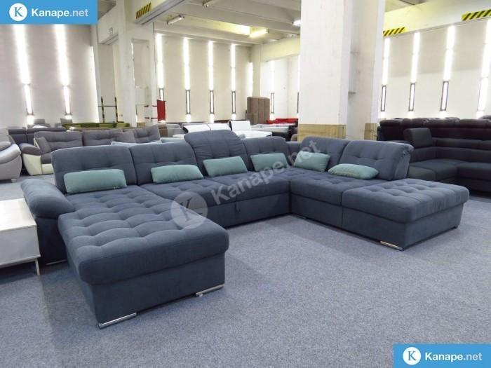 Nopoly U alakú relaxos kanapé -