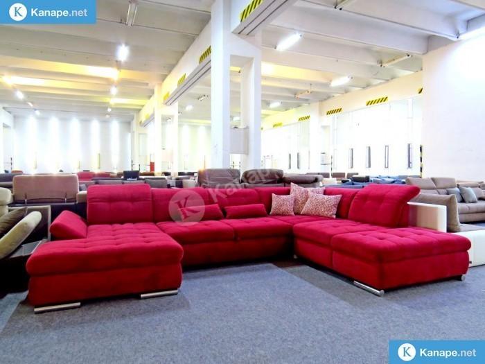 Santa Fe U alakú relax kanapé - Összes termék