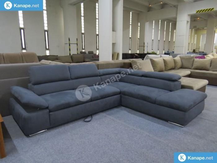 Valerine ágyazható sarokkanapé - Kinyitható és ágyazható kanapék