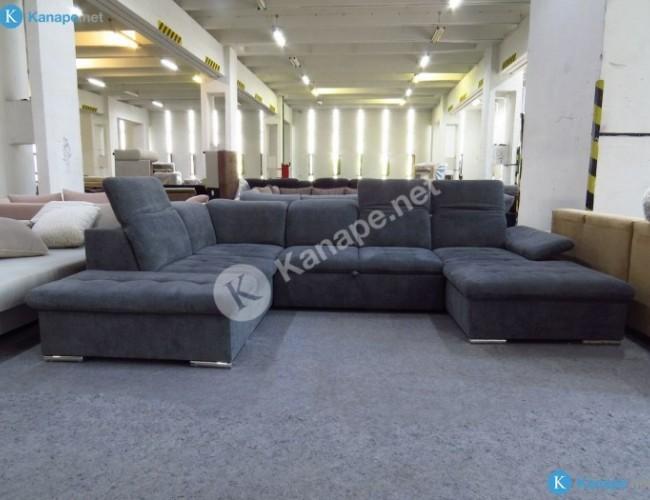 Wayne U alakú kanapé