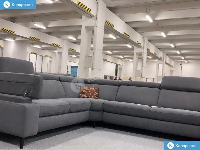 Relaxa ágyazható sarokkanapé - Kinyitható és ágyazható kanapék