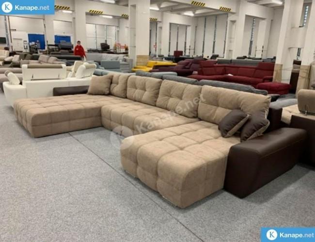 Anett U formájú kanapé