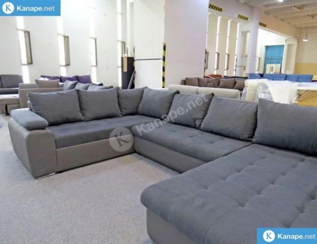 Celika U alakú kanapé