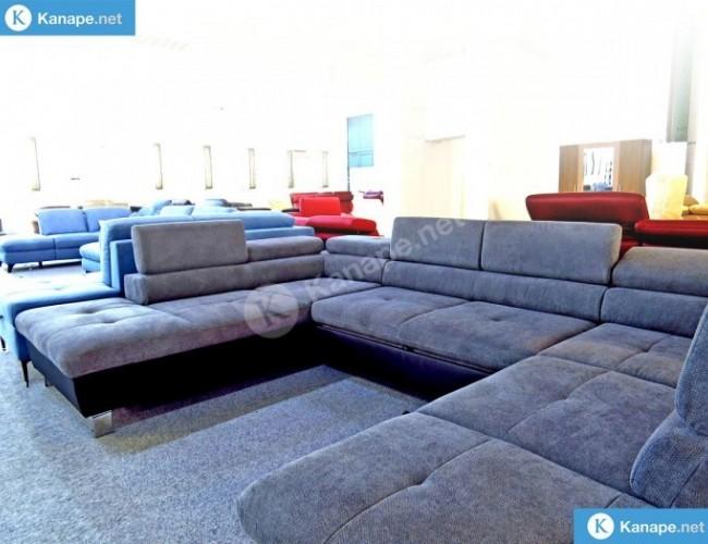 Alinda U alakú kanapé