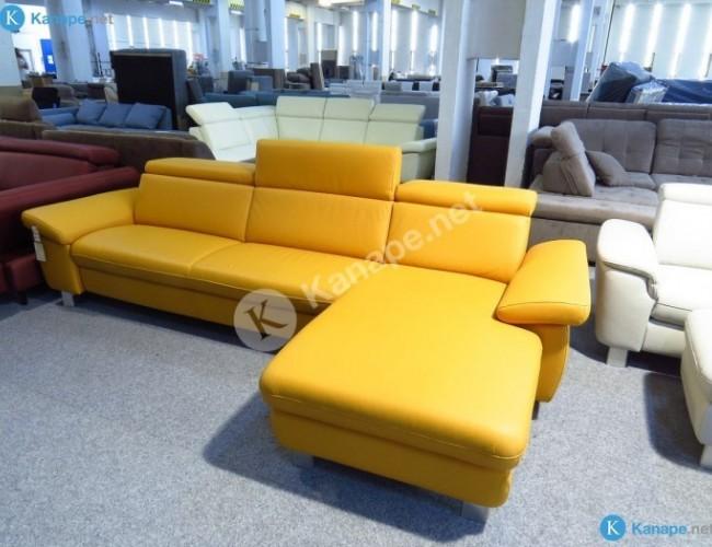 Cleo valódi bőr relax kanapé