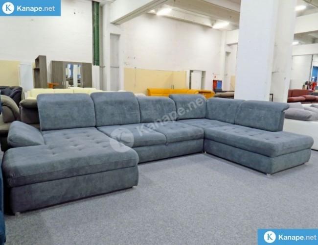 Arezza ágyazható U alakú kanapé
