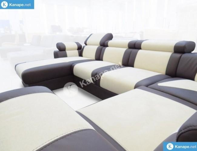 Magic U alakú kanapé