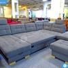 Quency U alakú ágyazható kanapé
