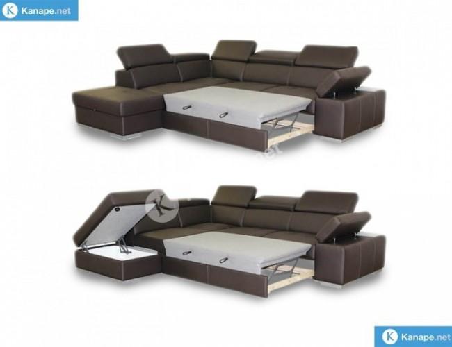 Reggio Nagy sarok kanapé