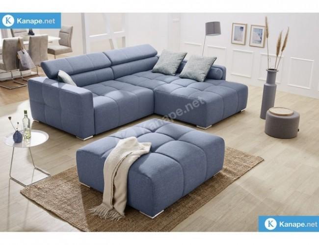 Salerno sarok kanapé
