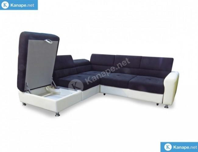 Sand sarok kanapé