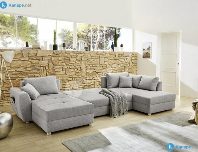 Starnberg U-form kanapé
