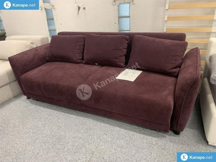 Lilla ágyazható kanapé - Német import