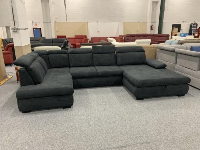 Bari I. U formájú kanapé - Rendelhető kanapék