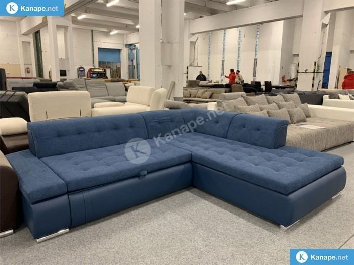 Jaguár sarokkanapé - Kinyitható és ágyazható kanapék