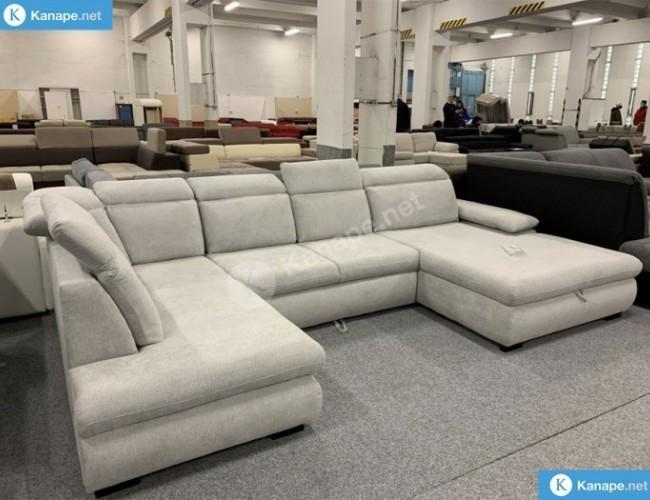 Bari U formájú kanapé