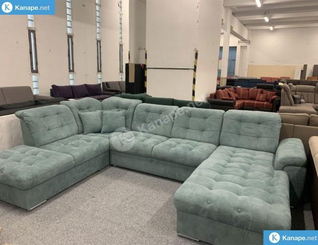 Bilbao U alakú luxus kanapé