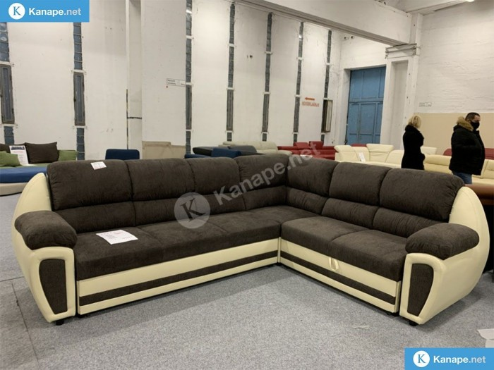 Amara ágyazható sarokkanapé - Luxus ülőgarnitúra