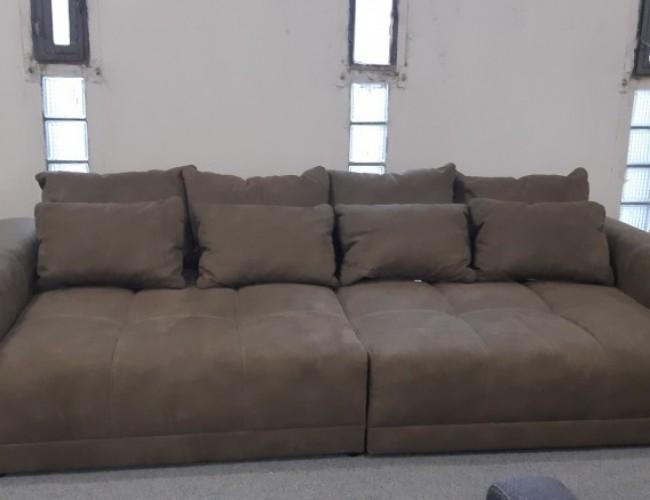 Big Sofa barna kanapé