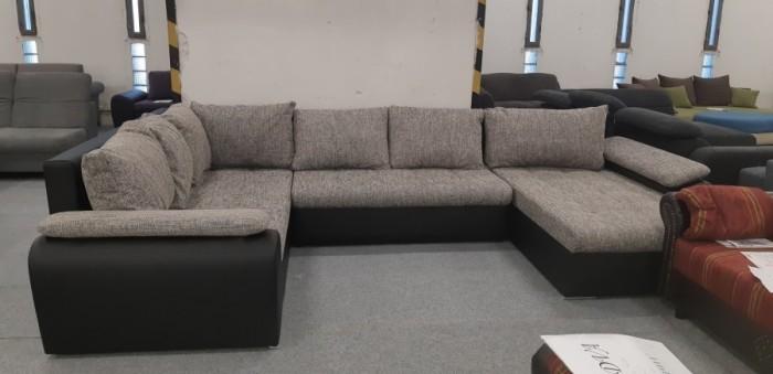 Celica U formájú exkluzív kanapé -