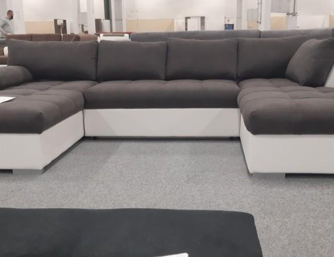Velence U alakú ágyazható kanapé