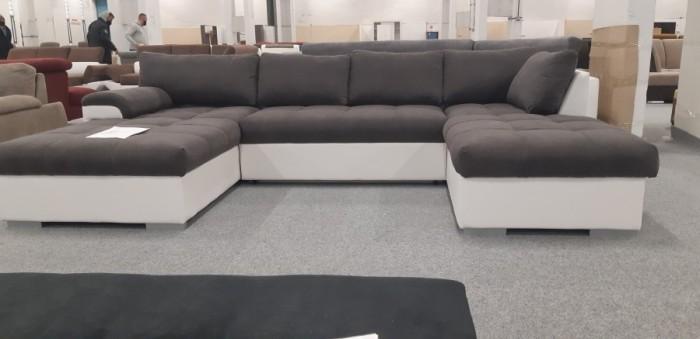Velence U alakú ágyazható kanapé - Kanapék nagy színválasztékban