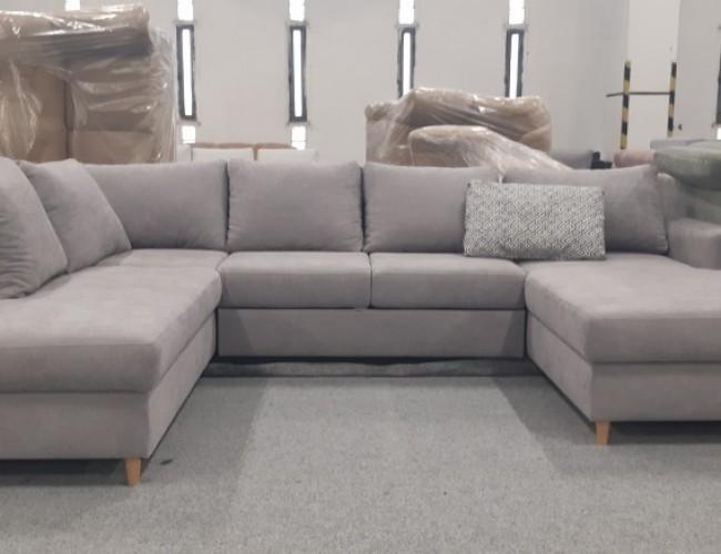 Tours U alakú kanapé