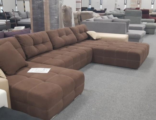 Anett ágyazható U alakú kanapé
