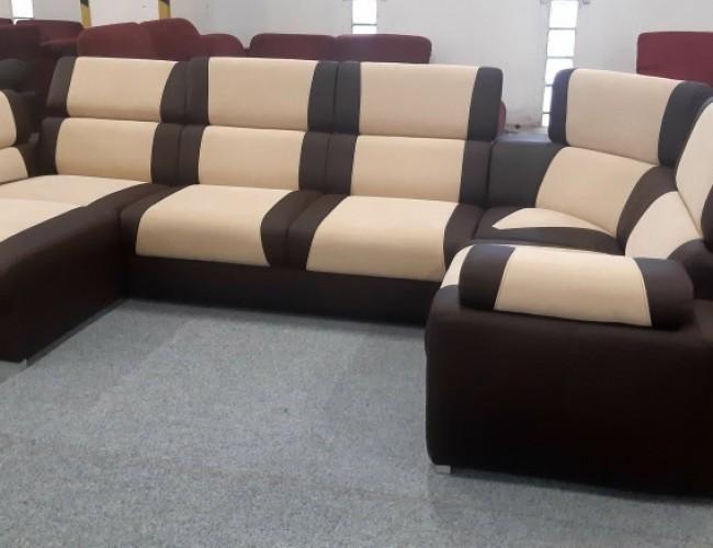 Magic U formájú színes kanapé