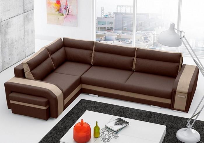 Assan modern sarokülő - Luxus kanapé