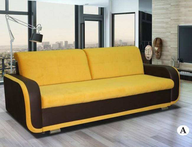 Azja ágyneműtartós kanapé