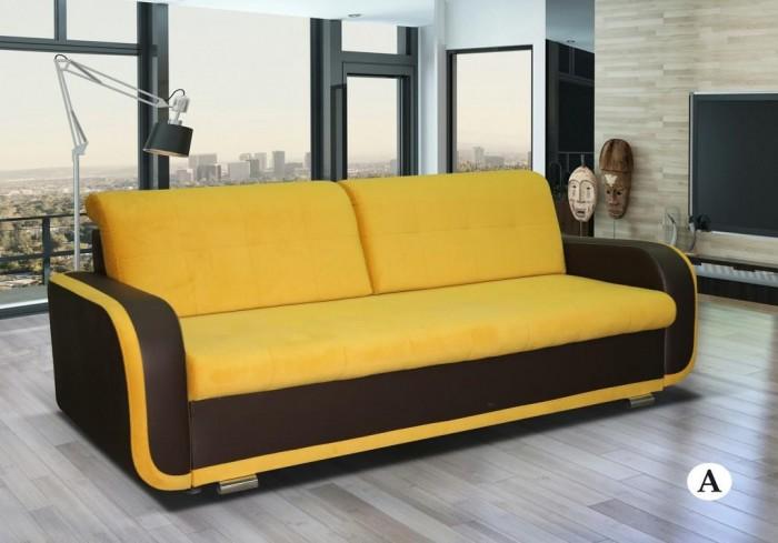 Azja ágyneműtartós kanapé -