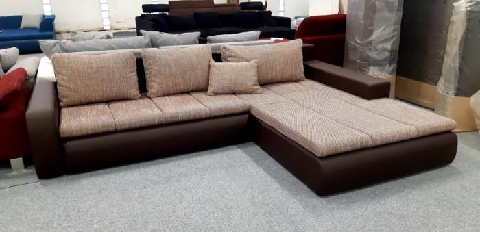 Alessia luxus sarokkanapé - Luxus ülőgarnitúra
