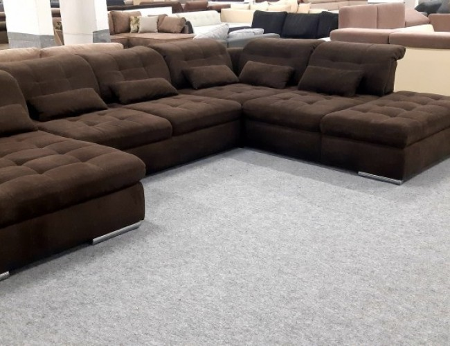 Santa Fe luxus U kanapé