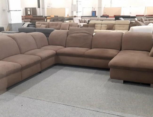 Vito Fulla U formájú kanapé