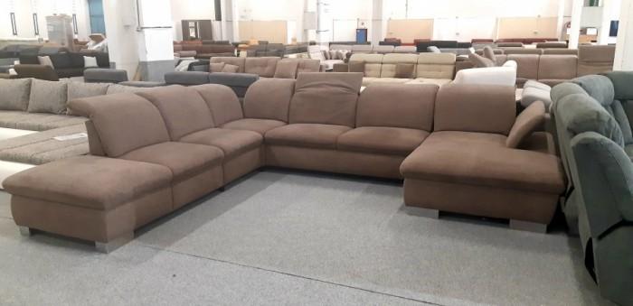 Vito Fulla U formájú kanapé - Német import