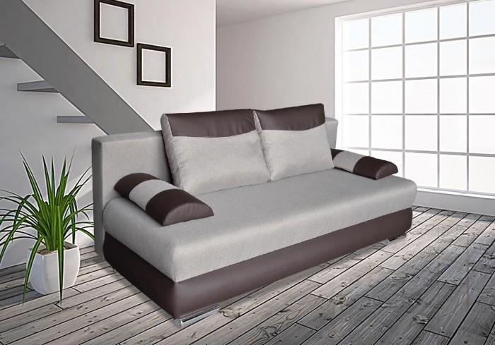 K179 ágyazható kanapé - Textilbőr kanapék
