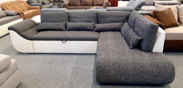 Carisma sarokkanapé - Kinyitható és ágyazható kanapék