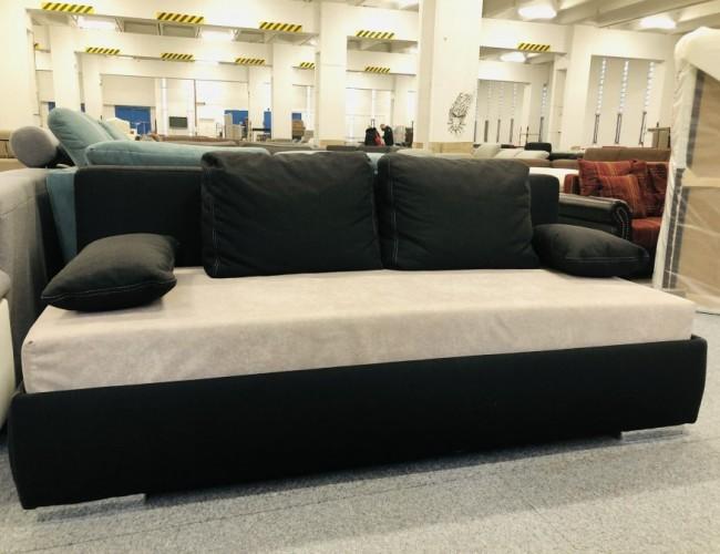 Blacky feketebézs kanapé