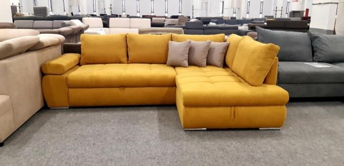 Sky sarokkanapé - Kinyitható és ágyazható kanapék