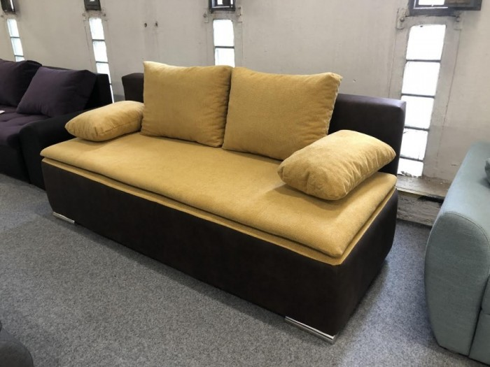 Duplo ágyazható kanapé -