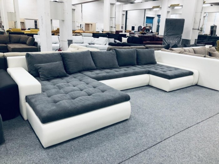 Panama U formájú kanapé -