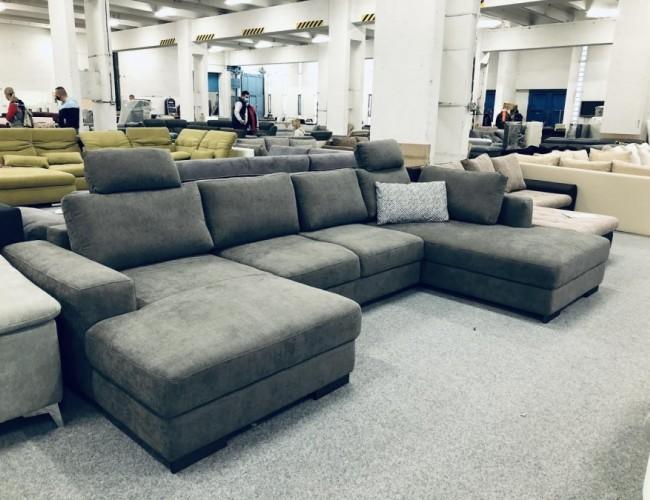 Moro U formájú kanapé