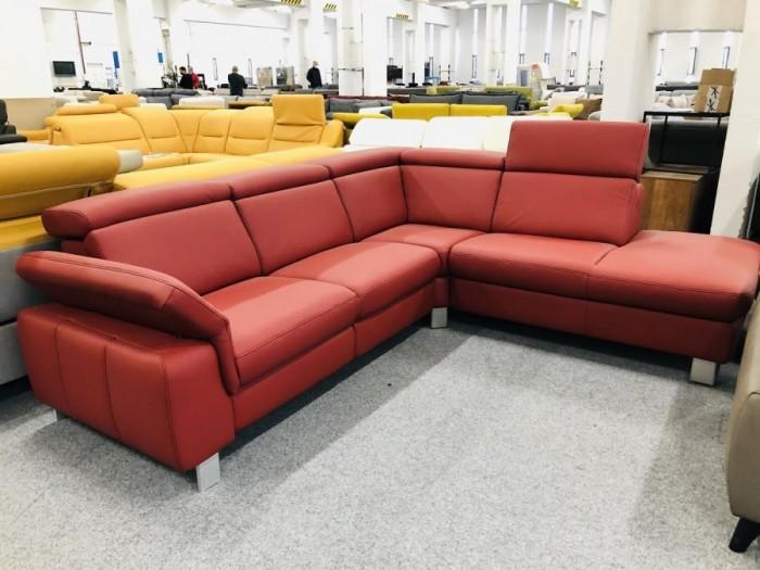 Lava piros sarok ülőgarnitúra - Rendelhető kanapék