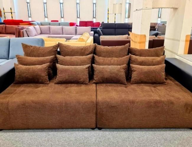 Cosmo barna kanapé