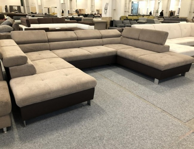 Alinda U formájú kanapé