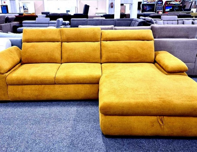 Bari II. ágyazható sarok ülőgarnitúra